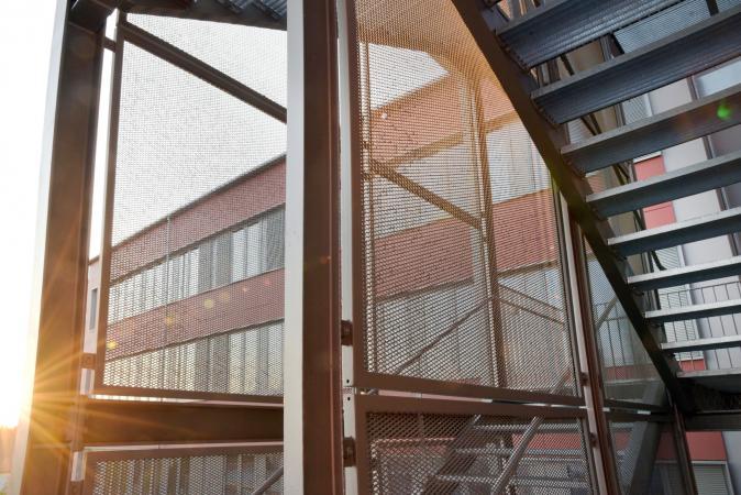 Architekt Bad Dürkheim dach und fassade werner heisenberg gymnasium bad dürkheim