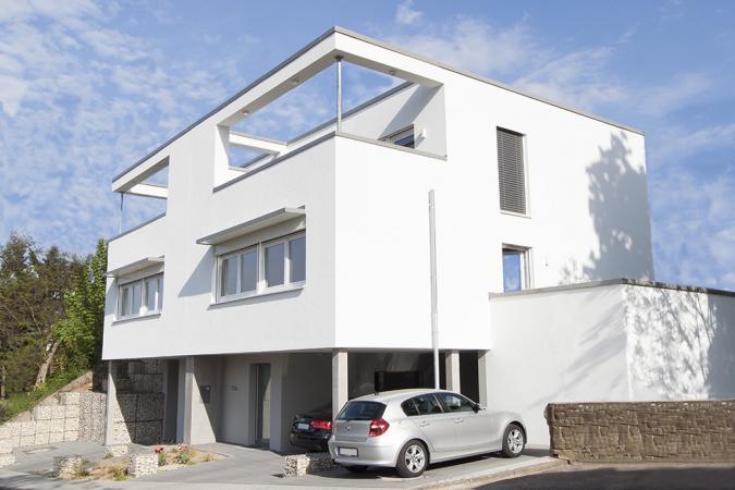 Architekt Bad Dürkheim neubau doppelhaus bad dürkheim kerbeck architekten gmbh